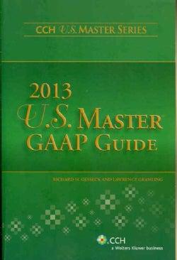 U.S. Master GAAP Guide 2013 (Paperback)