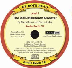 The Well-Mannered Monster (CD-Audio)
