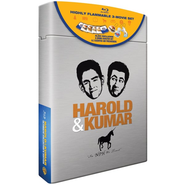 Harold & Kumar: Ultimate Collector's Edition (Blu-ray Disc) 9462368
