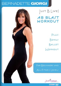 Just B Live: Ab Blast Plus Bonus Ballet Workout (DVD)