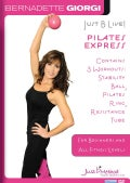 Just B Live: Pilates Express- Stability Ball, Ring, Resistance Tube (DVD)