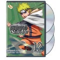 Naruto Shippuden Box Set 12 (DVD)