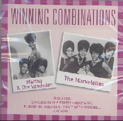 Martha & Vandellas - Winning Combinations