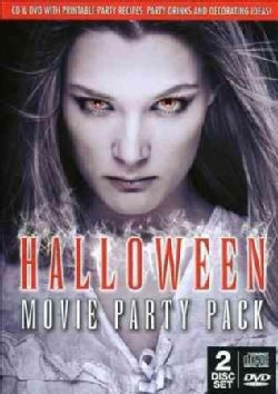 Halloween Movie Party Pack (DVD)