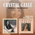 CRYSTAL GAYLE - CRYSTAL GAYLE/SOMEBODY LOVES YOU