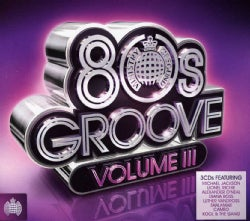 MINISTRY OF SOUND - 80S GROOVE 3