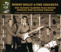 BUDDY HOLLY - SIX CLASSIC ALBUMS PLUS