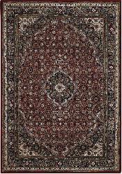Hand-knotted Mandara Wool Rug (9' x 13')