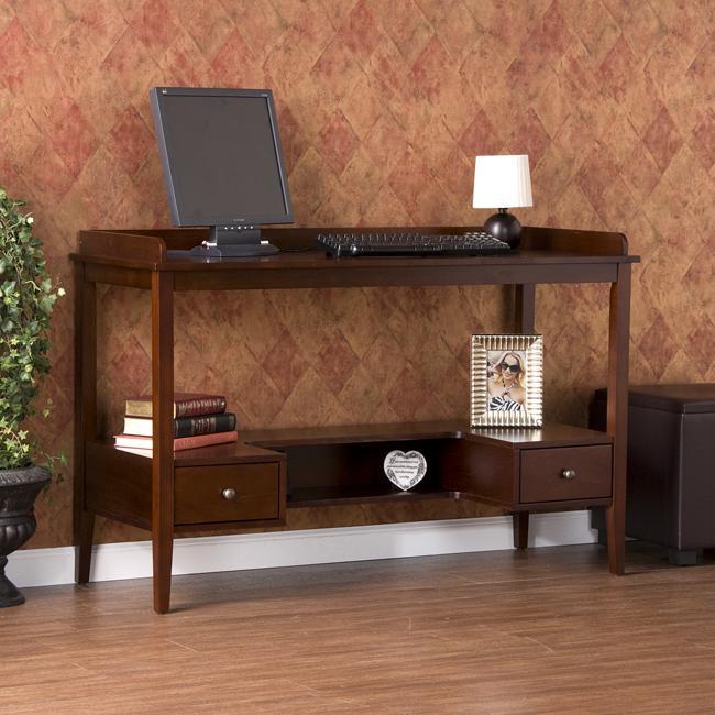 Oakcrest Espresso Desk