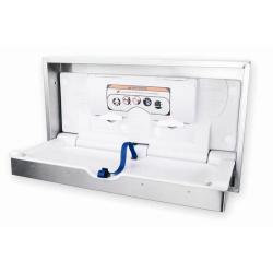 Commercial Stainless Steel Recessed Changing Station