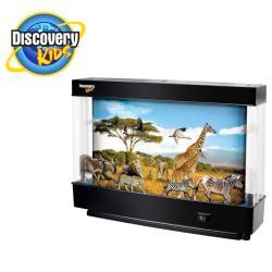 Discovery Kids Animated Safari Lamp