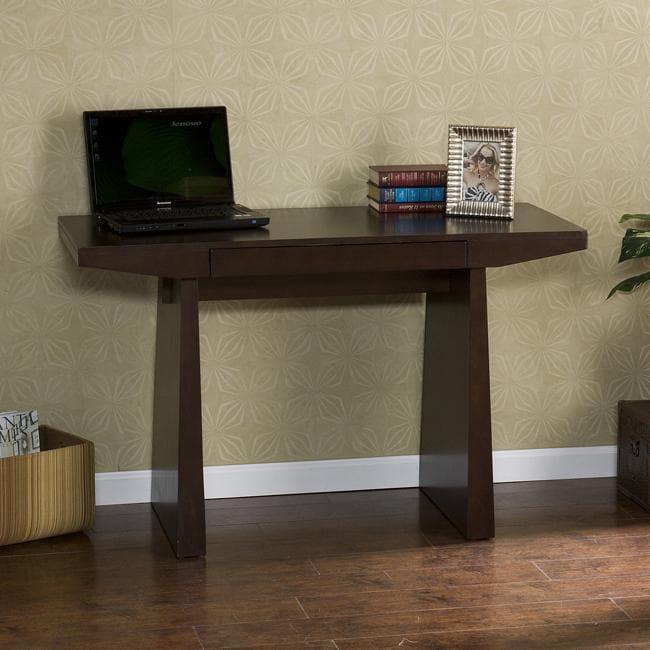Mito Espresso Wood Desk