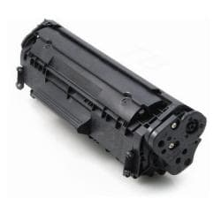 HP 36A CB436A Compatible Black Toner Cartridges (Pack of 2)