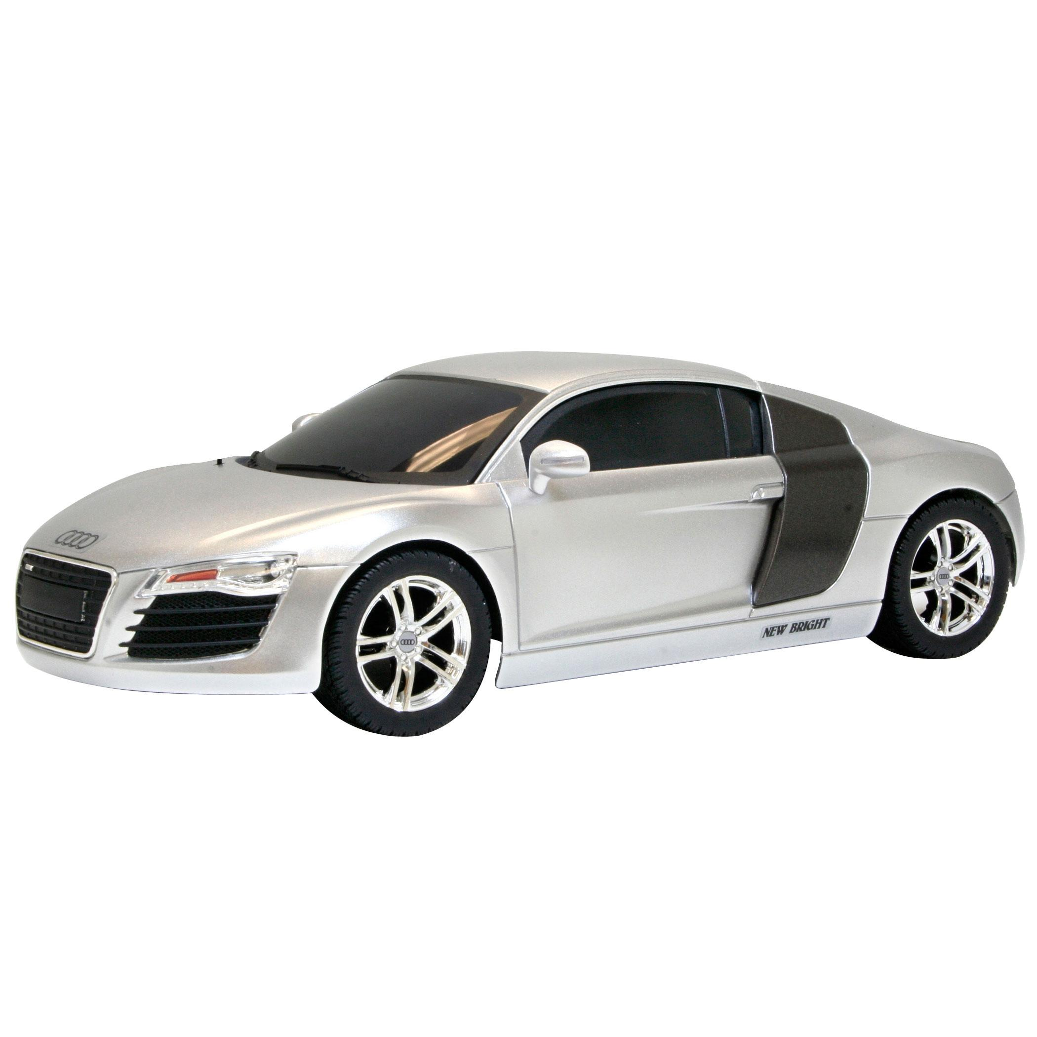 New Bright 1:16-scale Remote Control Full Function Audi