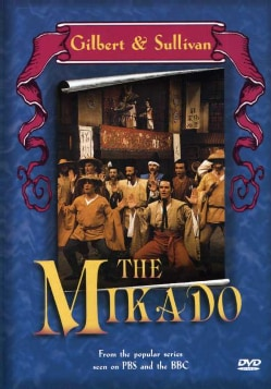 Gilbert & Sullivan:The Mikado (DVD)