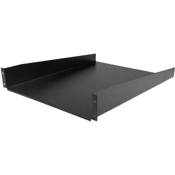StarTech.com 2U 22in Rack Mount Cantilever Shelf - Fixed Server Rack