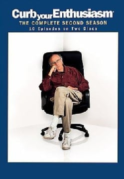Curb Your Enthusiasm: The Complete Second Season (DVD)
