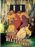 The Triplets of Belleville (DVD)