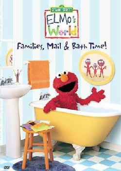 Elmo's World: Families, Mail, & Bath Time (DVD)