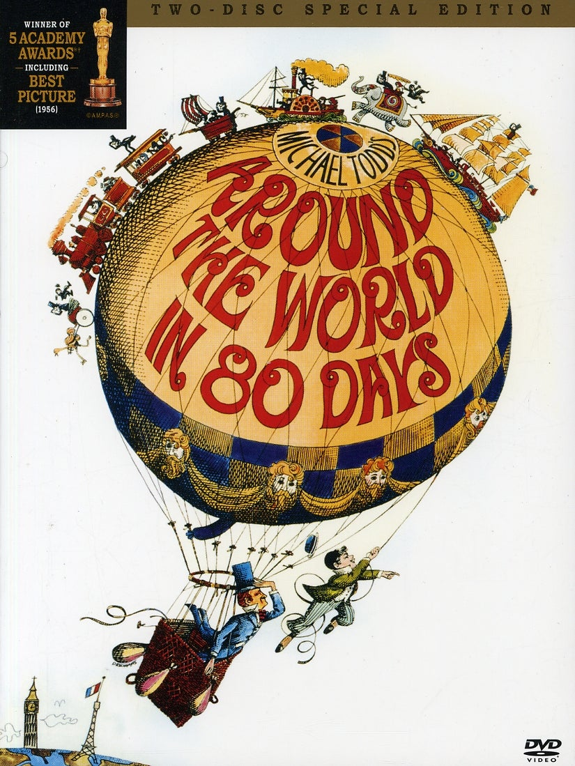 Around The World in 80 Days Special Edition (DVD)