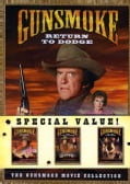 The Gunsmoke Movie Collection 3PK (DVD)
