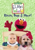 Elmo's World: Babies Dogs & More (DVD)
