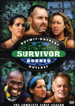 Survivor: Borneo - The Complete Season 1 (DVD)