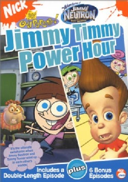 The Adventures of Jimmy Neutron Boy Genius/The Fairly Oddparents: Jimmy Timmy Power Hour (DVD)