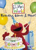 Elmo's World: Birthdays Games & More (DVD)