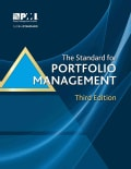 The Standard for Portfolio Management (Paperback)