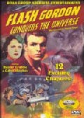 Flash Gordon Conquers The Universe (DVD)