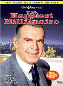 The Happiest Millionaire (DVD)