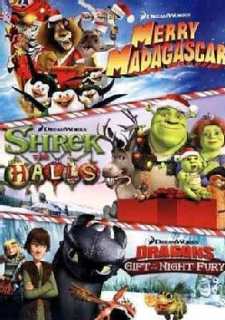 Dreamworks Holiday Classics (DVD)