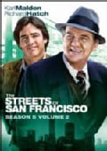 The Streets Of San Francisco: Season 5 Vol. 2 (DVD)