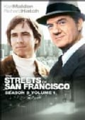 The Streets Of San Francisco: Season 5 Vol. 1 (DVD)