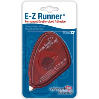 "E-Z Runner Permanent Double-Sided Adhesive-3/8""X33ft"