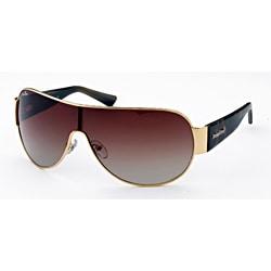 Polar One Women's 'P1-2010 C2' Polarized Fashion Sunglasses