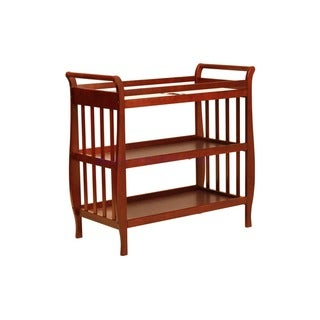 DaVinci Emily II Cherry Changing Table
