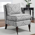 Cassidy Grey Armless Chair