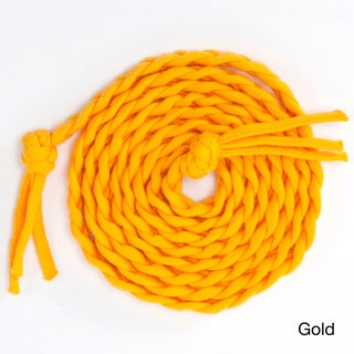 American Apparel Fine Jersey Braided Belt