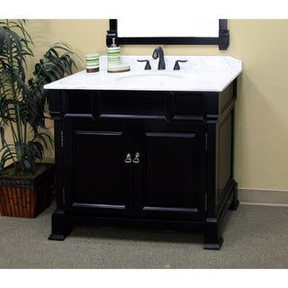 Bellaterra Home Espresso Finish 42-inch Vanity