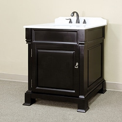 Bellaterra Home Espresso Finish 30-inch Vanity