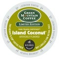 Green Mountain Coffee Island Coconut K-Cups for Keurig Brewers