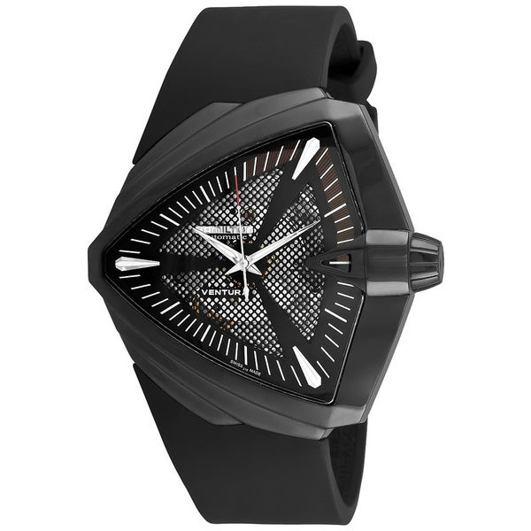 Hamilton Men's H24615331 Ventura XXL Elvis Anniversary Black Watch