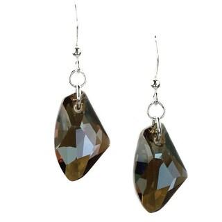 Jewelry by Dawn Bronze Galactic Sterling Silver Earrings