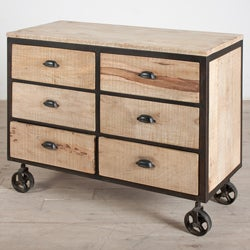 Dalhousie 6-drawer Dresser (India)