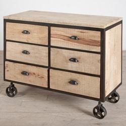 Dalhousie 6-drawer Dresser (India)