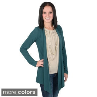 Tressa Designs Women's Long Sleeve Open Front Cardigan