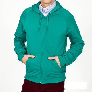 American Apparel Men's California Fleece Zip Hoody