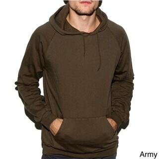 American Apparel Unisex California Fleece Pullover Hoodie